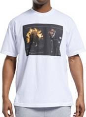 Reebok Men's Allen Iverson Hat Mood Graphic T-Shirt product image