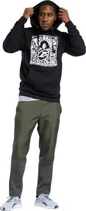 Reebok Men's Allen Iverson Hold My Own Graffiti Hoodie product image