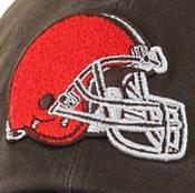 47' Men's Cleveland Browns Clean Up Brown Adjustable Hat product image