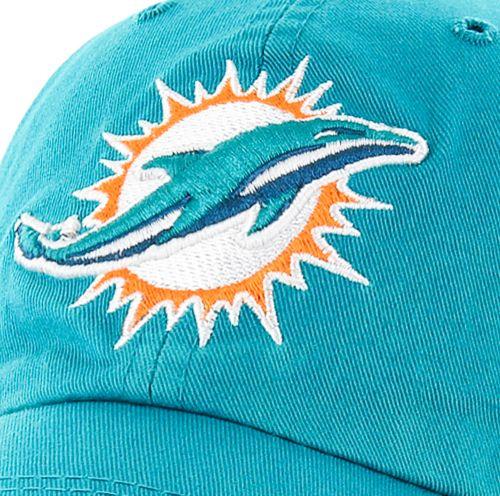 best service edcb8 1c4f9  47 Men s Miami Dolphins Aqua Clean Up Adjustable Hat. noImageFound.  Previous. 1. 2