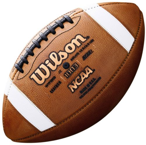2250cb1f659 Wilson GST Leather Official Football