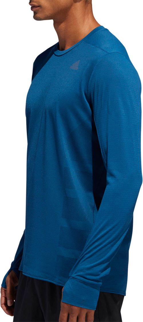 99c9479162330 adidas Men s Supernova Running Long Sleeve Shirt