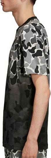 adidas Originals Men's Camo Dipped T-Shirt product image