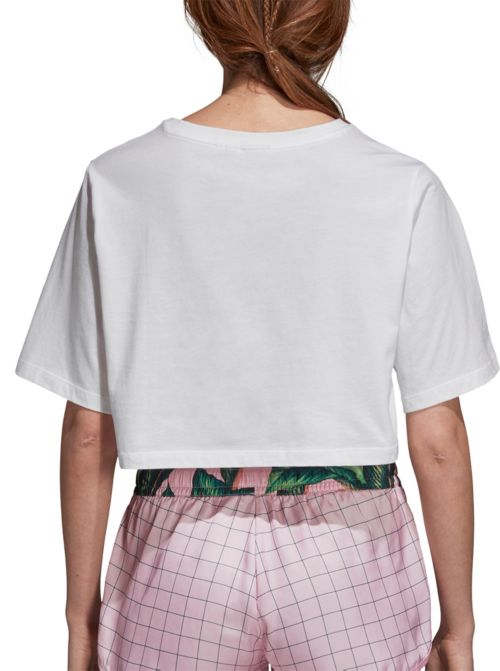 830d3b5b708779 adidas Originals Women s Farm Cropped T-Shirt. noImageFound. Previous