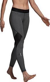 adidas Women's Alphaskin Sport Heather Training Tights product image