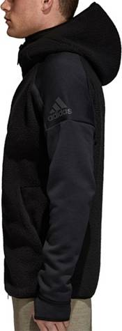 adidas Men's Z.N.E. Winterized Full-Zip Hoodie product image
