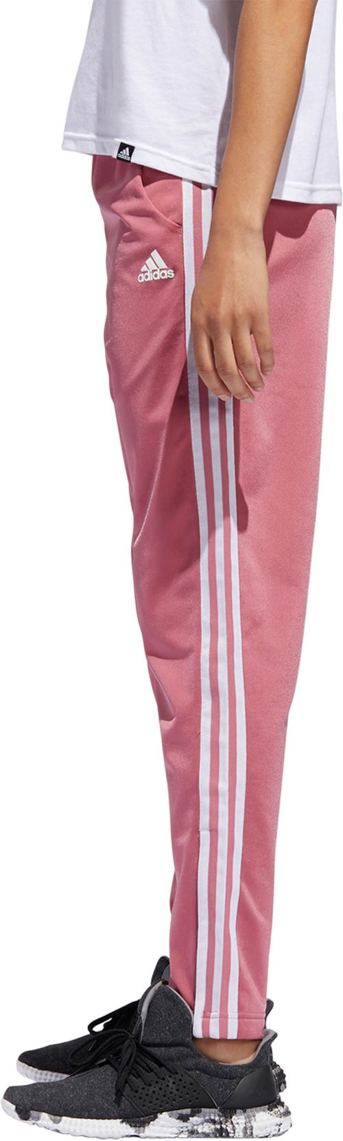 66f91725cef adidas Women s Essentials Tricot Tapered Track Pants