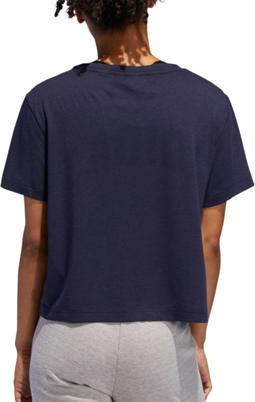 adidas Women s Essentials Varsity T-Shirt  fe5d01bea0a52