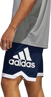 adidas Men's Badge Of Sport Basketball Shorts (Regular and Big & Tall) product image