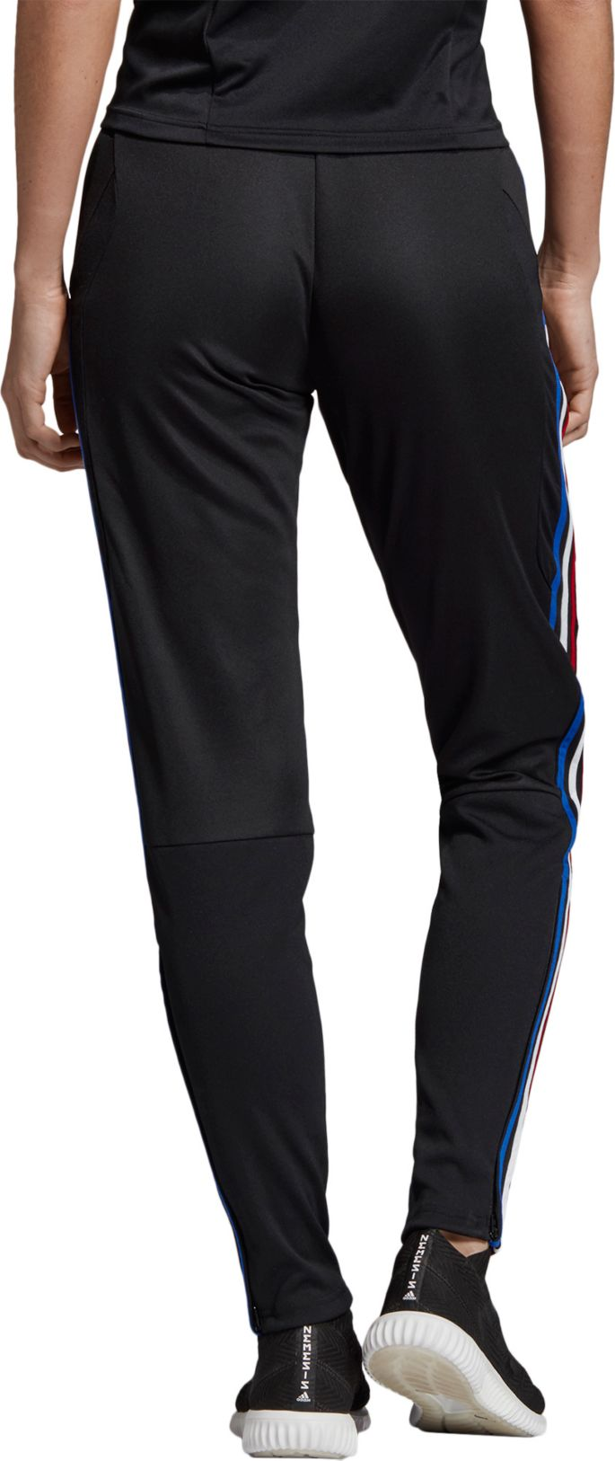 adidas Performance Women ID Tiro Pants Black & White Bring