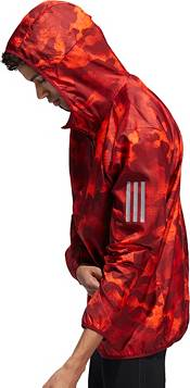 adidas Men's Own The Run Camouflage Running Jacket product image