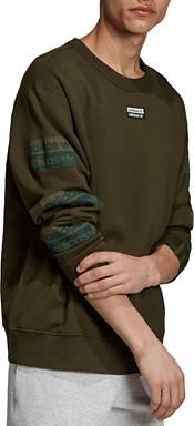 adidas Originals Men's RYV Crewneck Sweatshirt product image