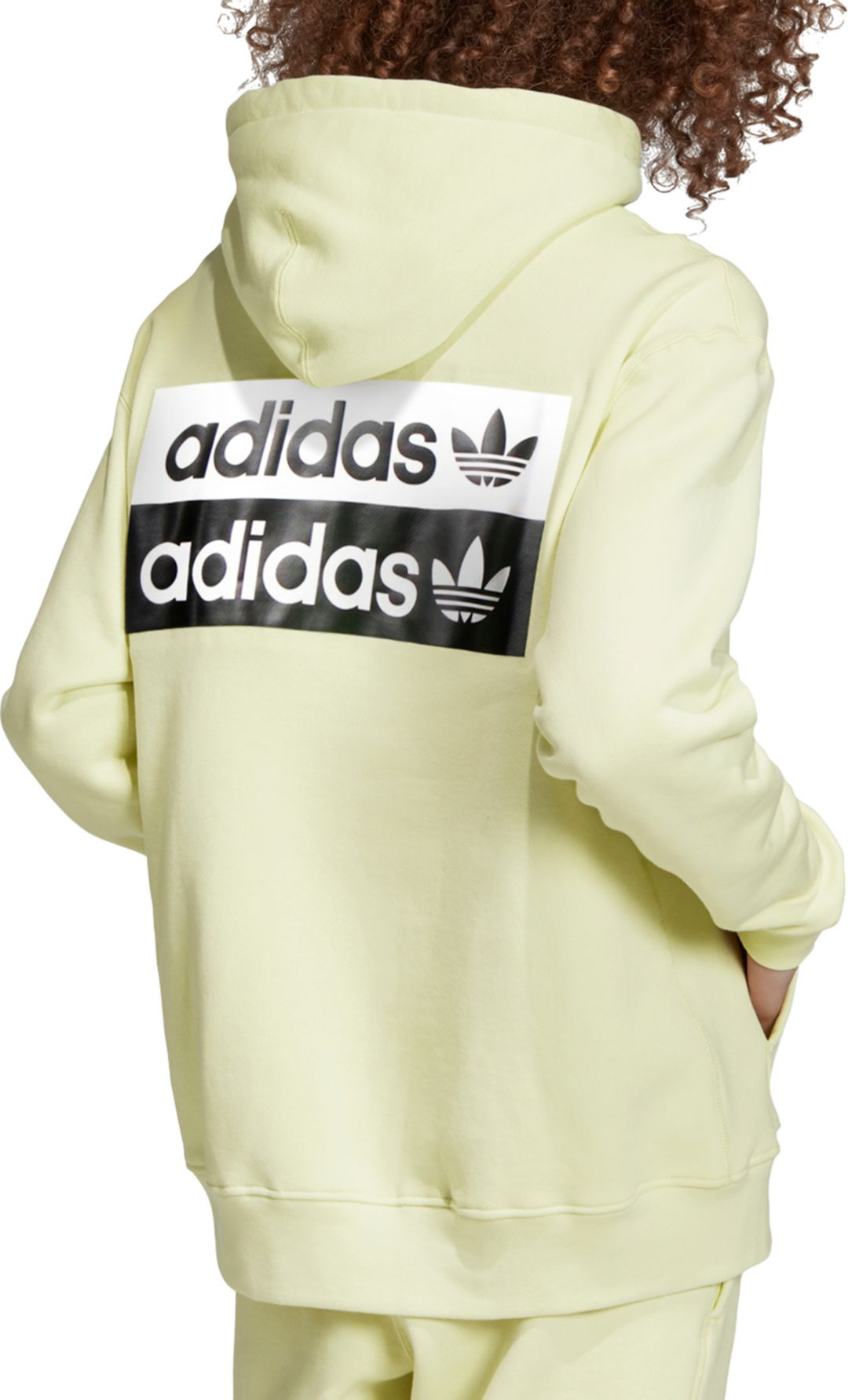 amazon get cheap cheap for discount adidas Originals Men's R.Y.V. Graphic Hoodie