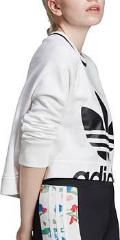 adidas Originals Women's Bellista Cropped Crewneck product image