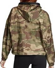 adidas Originals Women's Vocal Camo Windbreaker Jacket product image
