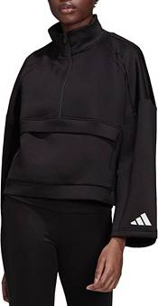 adidas Women's Athletics Pack Half Zip Sweatshirt product image
