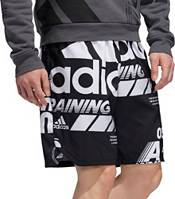 adidas Men's Axis Allover Print Shorts product image