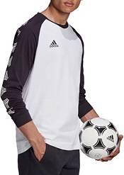 adidas Men's Tango Logo Baseball Long Sleeve Shirt product image