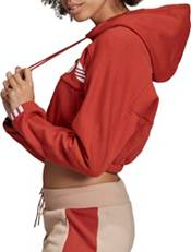 adidas Originals Women's Vocal Cropped Graphic Hoodie product image