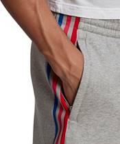 adidas Originals Men's 3D Trefoil 3-Stripes Sweat Shorts product image