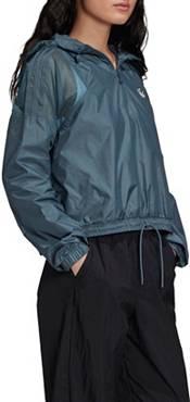 adidas Originals Women's Bellista Cropped Windbreaker Jacket product image