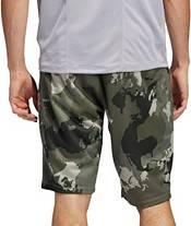 adidas Men's Camo Training Shorts product image