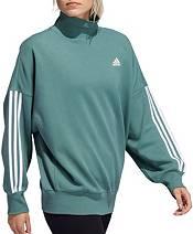 adidas Women's Postgame Mock Neck Sweatshirt product image