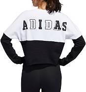 adidas Women's Cold Clash Crew Sweatshirt product image