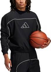 adidas Men's Harden Cross-Up Crew Sweatshirt product image