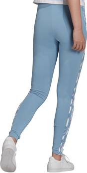 adidas Women's Floral Tye Dye Tights product image