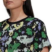 adidas Floral Loose T-Shirt product image