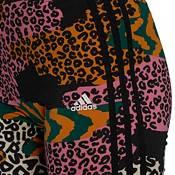adidas Women's Farm Print 3-Stripes Bike Shorts product image