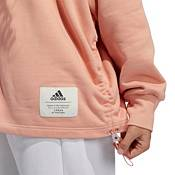 adidas Women's French Terry Cinch Pullover Hoodie product image