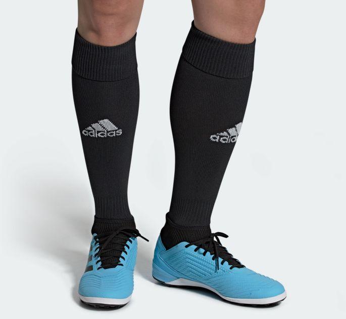 adidas Training T Shirt Tango BlueBlack Kids | www