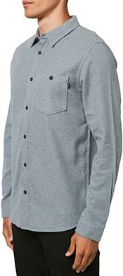 O'Neill Men's Redmond Solid Button Down Top product image