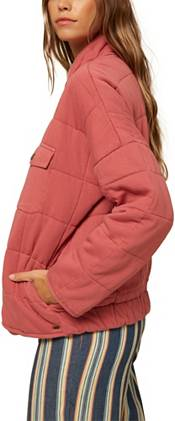 O'Neill Women's Mable Knit Quilted Jacket product image