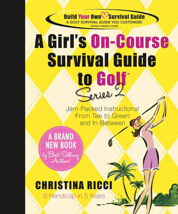 A Girl's On-Course Survival Guide to Golf - Series 2 product image