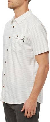 O'Neill Men's Ionic Woven Short Sleeve Button Down Shirt product image
