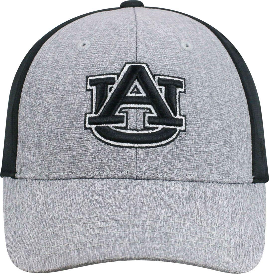 buy online 2a064 c039d Top of the World Men s Auburn Tigers Grey Black Faboo 1Fit Hat. noImageFound.  Previous. 1. 2
