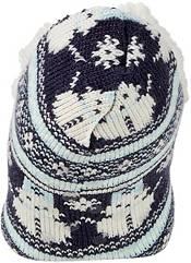 Field & Stream Women's Cozy Cabin Snowman Slipper Socks product image