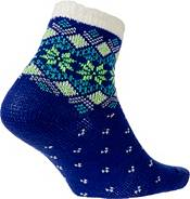 Field and Stream Youth Snowflakes Cozy Cabin Crew Socks product image