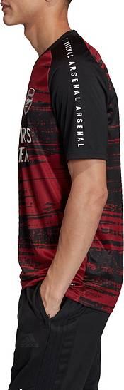 adidas Men's Arsenal Maroon Prematch Jersey product image