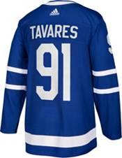 adidas Men's Toronto Maple Leafs John Taveras #91 Authentic Pro Home Jersey product image