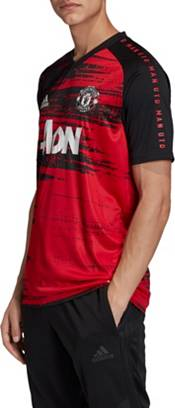 adidas Men's Manchester United Prematch Jersey product image