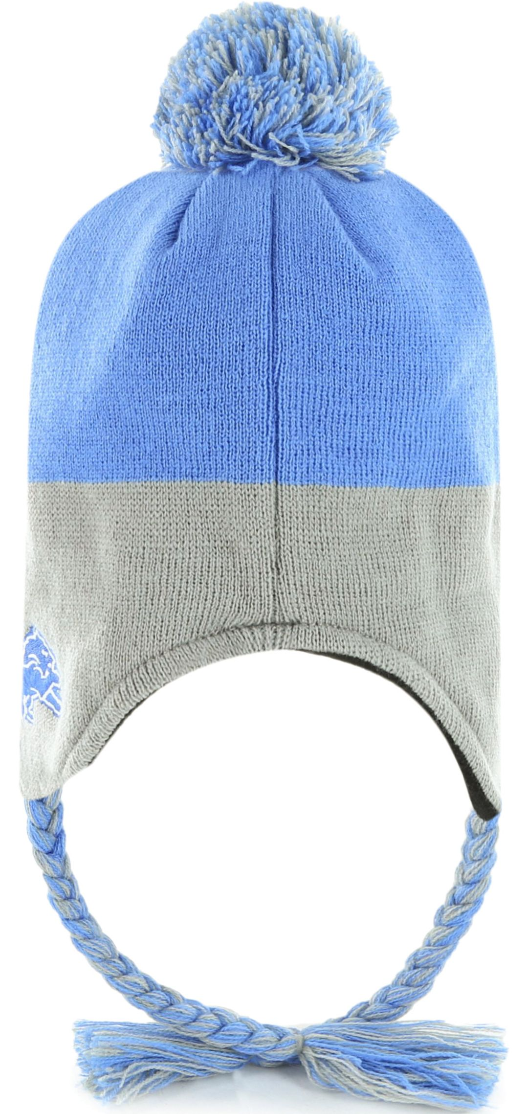 98f7bd48 '47 Youth Detroit Lions Hammerhead Blue Knit Trapper