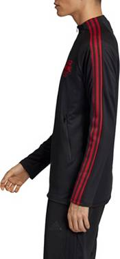 adidas Men's New York Red Bulls Anthem Black Full-Zip Jacket product image