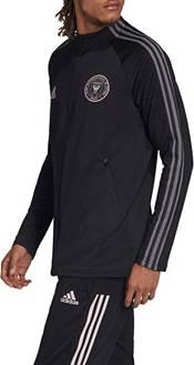 adidas Men's Inter Miami CF Anthem Black Full-Zip Jacket product image