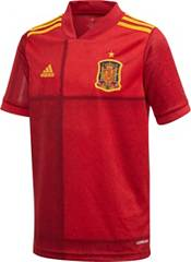 adidas Youth Spain '20 Stadium Home Replica Jersey product image
