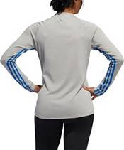 adidas Women's 3-Stripe Long Sleeve Golf T-Shirt product image