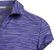 adidas Girls' Space-Dyed Golf Polo product image